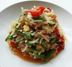 papaya salad 1